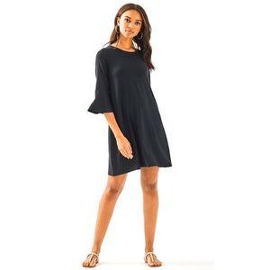 Lilly Pulitzer Ophelia Black Swing Dress